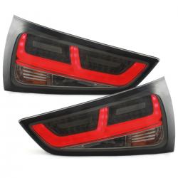 Feux arrière LED Audi A1 2011+ Fumé