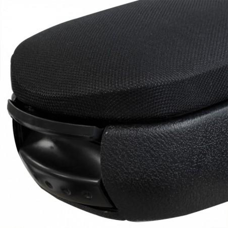 Accoudoir central en Tissu noir - Vw - AUDI - SEAT - SKODA
