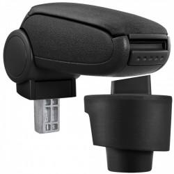 Centre armrest in black Fabric - VW - AUDI - SEAT - SKODA