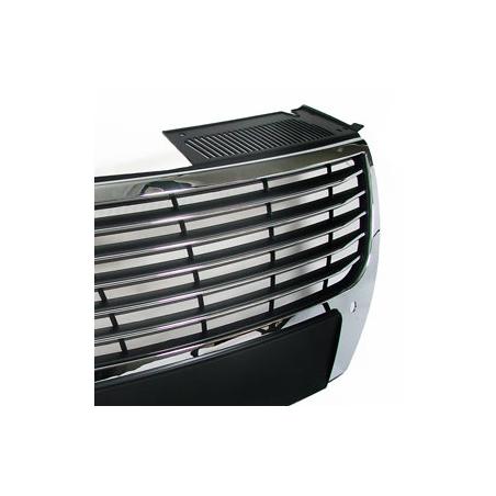 Grille de calandre sans sigle chromé pour Passat 3C