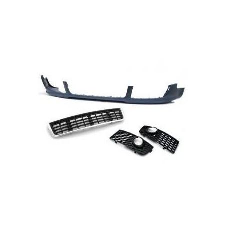 Spoiler & grilles S-lines pour Audi A4