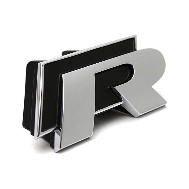 """Clip de calandre """" R """" Golf IV"""