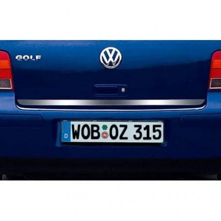 Baguette de coffre chrome Golf IV