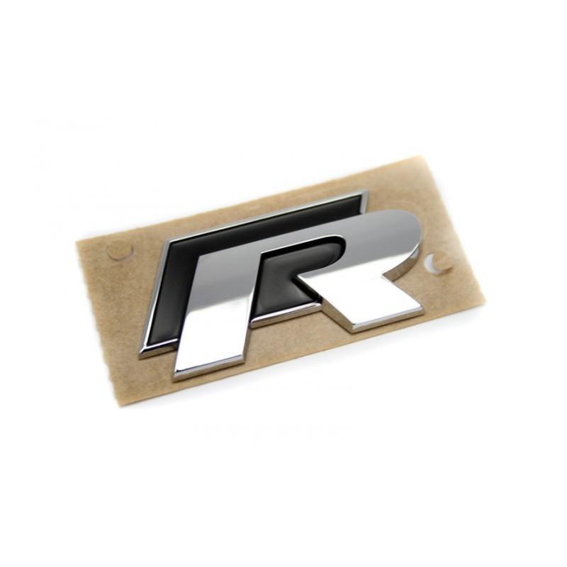 """Logo insigne """"R"""" Noir"""