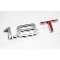 "Logo insigne ""1.8 T"""