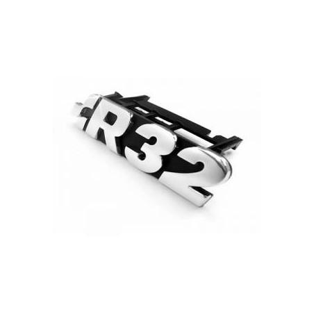 """Logo insigne """"R32"""" pour calandre"""