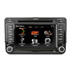 Autoradio / Gps Zenec Spécifique pour VW - Skoda - ZE-NC2011D