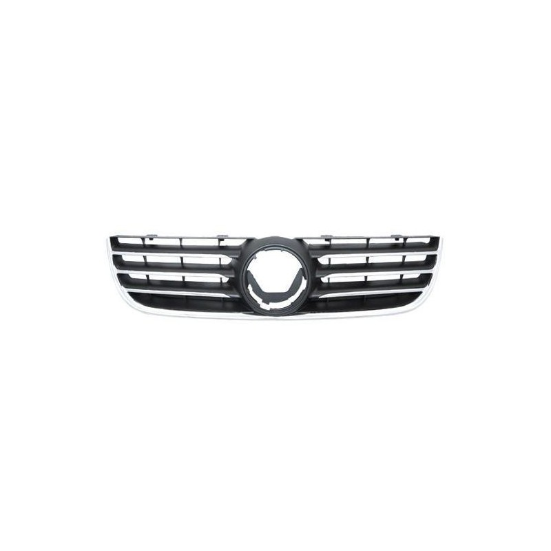 Radiator grille with chrome strips Polo 9N3