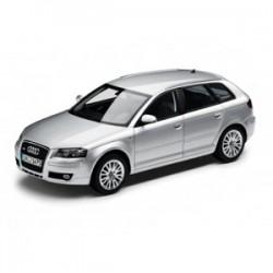 AUDI A3 Sportback miniature 1:18 grise