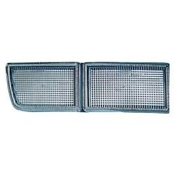 Cache antibrouillard double gauche pour VW Golf III, Jetta , Vento
