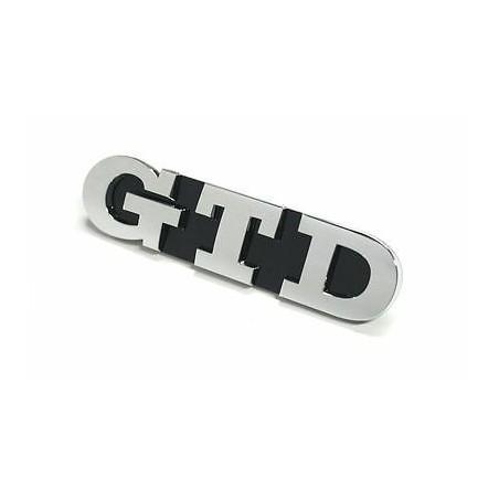 Logo de calandre GTD pour GOLF VI