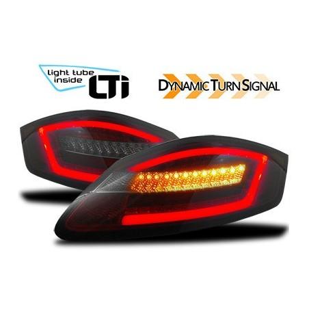 o Applicable: 2005 -> 2009o LTI ® - Light Tube Inside avec blinker dynamiqueo entièrement LED o Type:rouge /fuméeo kit de d
