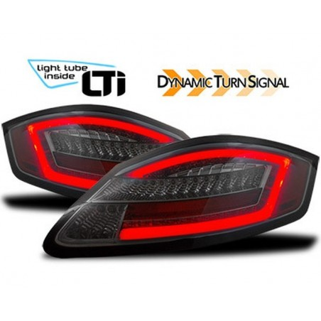o Applicable: 2005 -> 2009o LTI ® - Light Tube Inside avec blinker dynamiqueo entièrement LED o Type: fuméeo kit de deux pièc