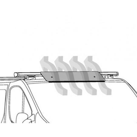 Les fonctions:- Améliore l\'aérodynamique du véhicule.- Aide à augmenter l\'efficacité énergétique.- Réduit le bruit du vent pen