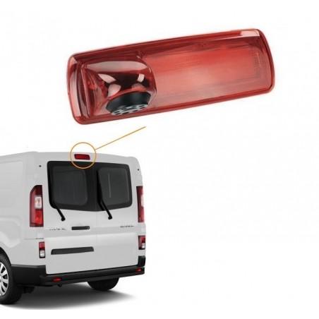 o Opel Vivaro B: 2014->o Renault Trafic III: 2014->- Capteur: 1/4 PC7070 CMOS- Illumination minimum: 0 Lux avec IR - Angle