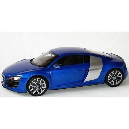 AUDI R8 V10 miniature 1:18