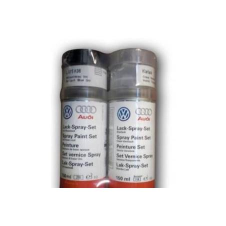 Bombe de peinture toutes teintes au choix Vw, Audi, Seat, Skoda