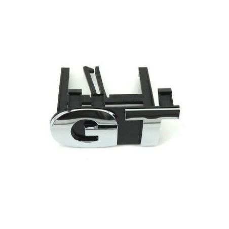 Logo GT pour calandre Golf V - 1K6853679AFXC