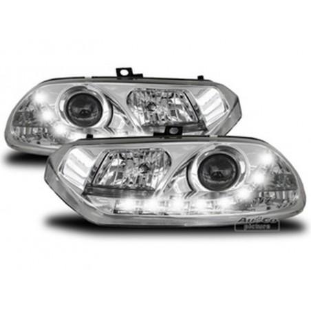 Projecteurs avec Optique Feux Diurnes pour ALFA ROMEO 156
