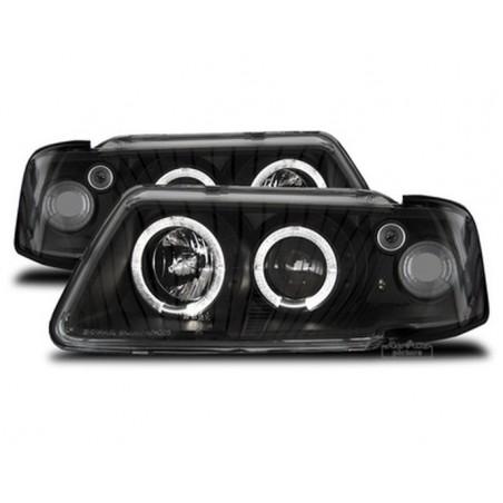 projecteurs  avec 2 Angel Eyes  Audi A3 (8L)