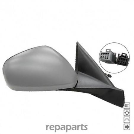 Retroviseur pour ALFA ROMEO MITO - Droit - Rabattable électriquement +