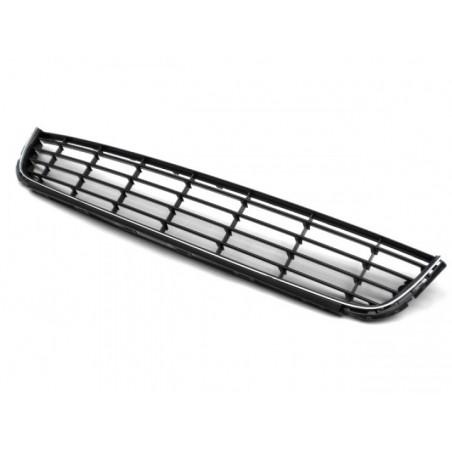 Grid bumper with liseret chrome - Golf VI