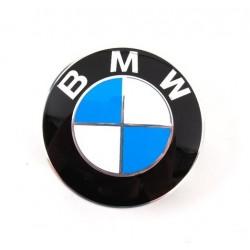 Cache-moyeu BMW pour jantes alliage BMW Série 1 E81 E82 E87 E88 F20 F21