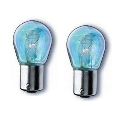 Light bulb flashing Bluish-PY21W - BAU15S 21Watt