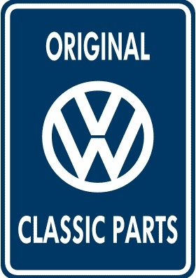 VW Original Classic Parts